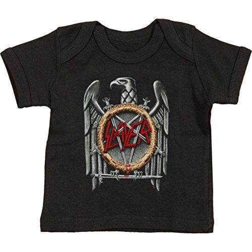 Slayer - Eagle T-Shirt (Black) - 9
