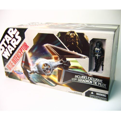 (Star Wars 30th Anniversary Elite Tie Interceptor)