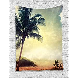 51fwphh6aPL._SS300_ Beach Tapestries and Coastal Tapestries