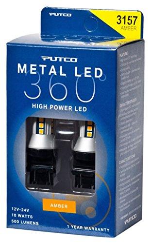 Putco Lighting 343157A-360 Metal LED Bulb