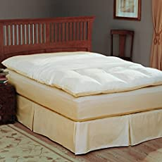 2039847b218c9 Best Feather Mattress Topper Reviews   Feature Comparisons