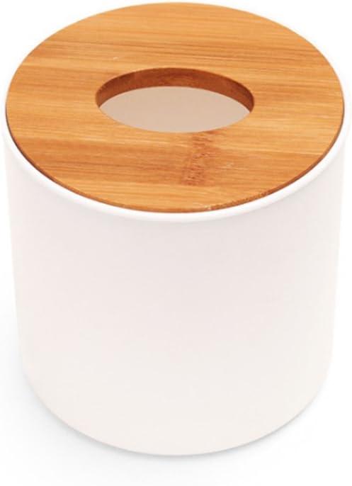 Demarkt Tissue Box Taschent/ücher Boxen Kosmetikt/ücherbox Taschentuchbox Aufbewahrungsbox 21 x 13 x 10cm