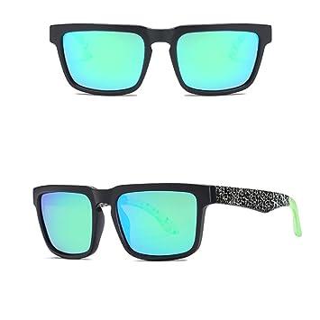 KERVINZHANG Gafas de Sol polarizadas para la conducción de Pesca Gafas de Golf UV400 (Color