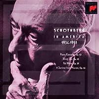 Schoenberg in America (1934-1951)