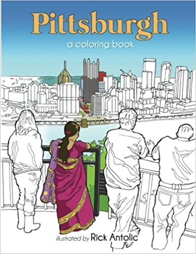 knitting in the city coloring book volume 10