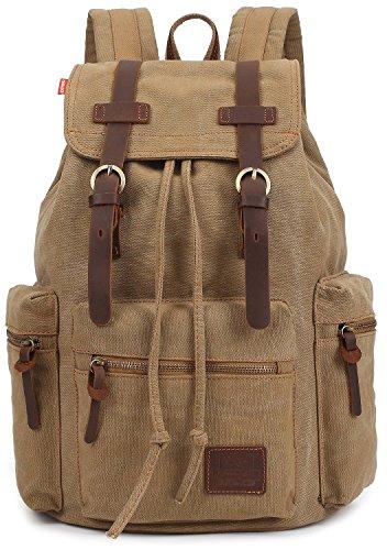 vintage backpack for hiking - 6
