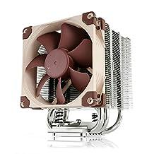 Noctua NH-U9S Premium Quality Quiet CPU Cooler for Intel LGA 2011, 1151, 1156,1155,1150 and AMD AM2/AM2+/AM3/3+,FM1/2 Sockets