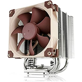 Noctua Premium Quality Quiet CPU Cooler for Intel LGA 2011,1156,1155,1150 and AMD AM2/AM2+/AM3/3+,FM1/2 Sockets NH-U9S