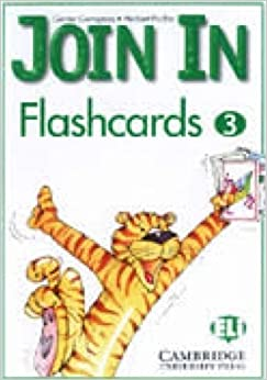 Join In Pupil's Book 1 (flash cards)