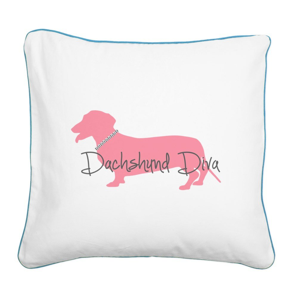 CafePress - Diamonddiva.Png - 20'' Canvas Pillow, Throw Pillow, Accent Pillow