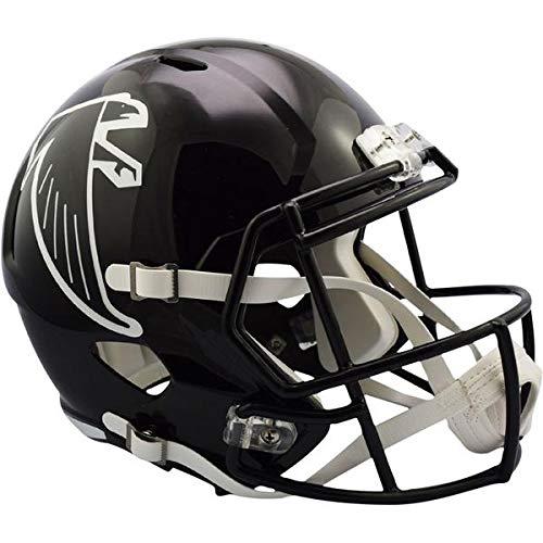 New Riddell Atlanta Falcons 2016 Throwback Tribute Alternate Officially Licensed Speed Full Size Replica Football Helmet