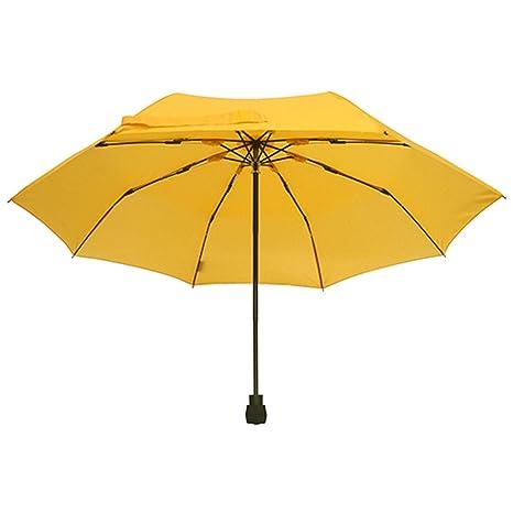 Euroschirm Light Trek Umbrella Mesmerizing Amazon EuroSCHIRM Light Trek Umbrella Yellow Sports Outdoors