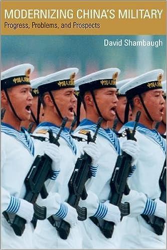 Modernizing China's Military: Progress, Problems, and Prospects