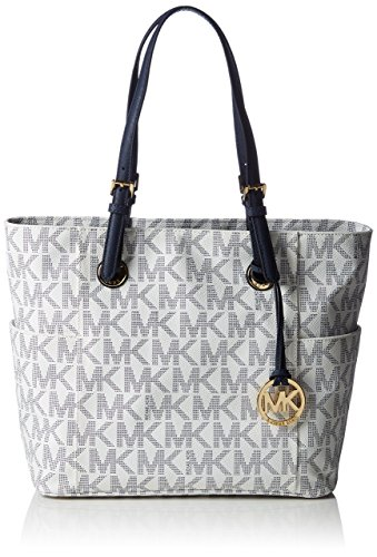 Michael Kors Navy Handbag - 9