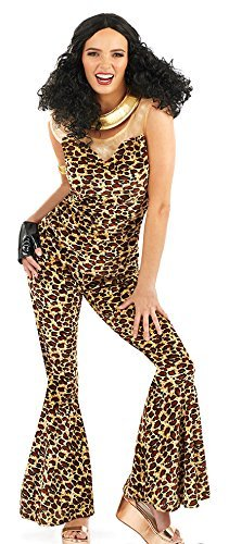 90's Pop Girl Ladies Fancy Dress 1990's Scary Spice Star Womens Adults - Costume Spice Scary Girl