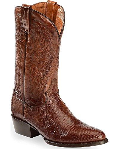 Dan Post Men's Raleigh Lizard Western Boot