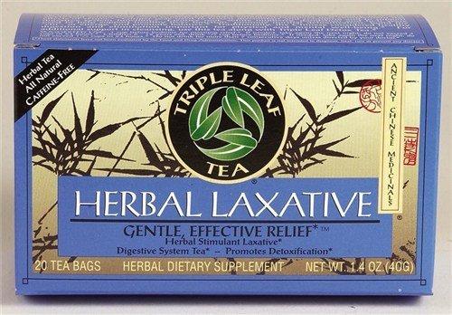 Tea-Herbal Laxative 20 Bags, Health Care Stuffs