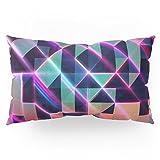 Society6 Lysyr 8 Pillow Sham King (20'' x 36'') Set of 2