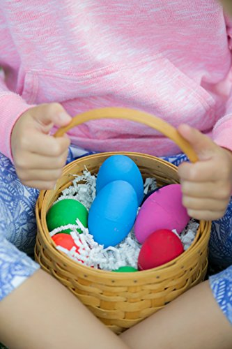 Easter Story Egg - Wooden Candy Hiding Eggs