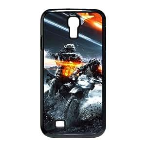 Z7L87 Y2B2OY campo de batalla funda Samsung Galaxy S4 9500 caso del teléfono celular Funda Cubierta Negro AR3TYP1PO