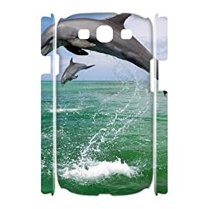 Dolphin Custom 3D Cover Case for Samsung Galaxy S3 I9300,diy phone case ygtg519936 by lolosakes