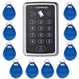 UHPPOTE 125KHz Single Door Proximity RFID Card Access Control Keypad Include EM-ID Keyfobs