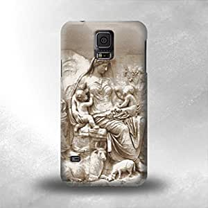 Ancient Roman Sculpture - Samsung Galaxy S5 i9600 Back Cover Case - Full Wrap Design