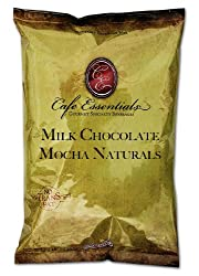 Cafe Essentials Naturals Milk Chocolate Mocha Beverage Mix, 3.5-pound Bag