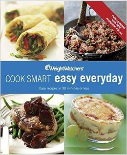 Weight watchers cook smart easy everyday amazon weight weight watchers cook smart easy everyday amazon weight watchers 9780857201751 books forumfinder Gallery