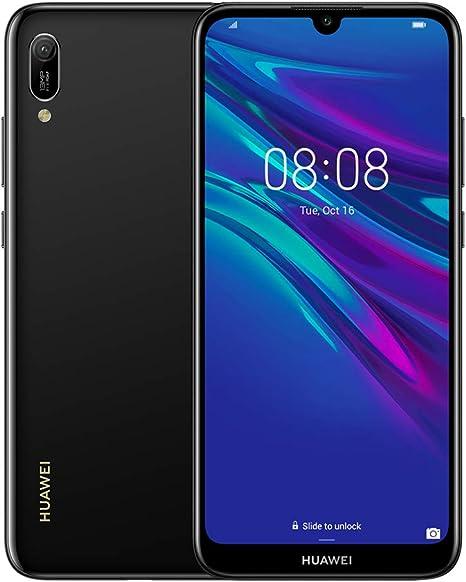 Huawei Y6 2019 Smartphone 32GB Unlocked Sim-Free (Midnight Black ...