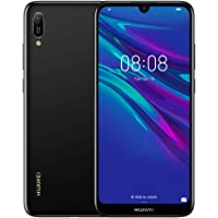 Huawei Y6 Prime 2019 6.09 inch FullView Dewdrop Display Smartphone with Dual Camera, 2GB+32GB, Android 9.0 Sim-Free, Midnight black