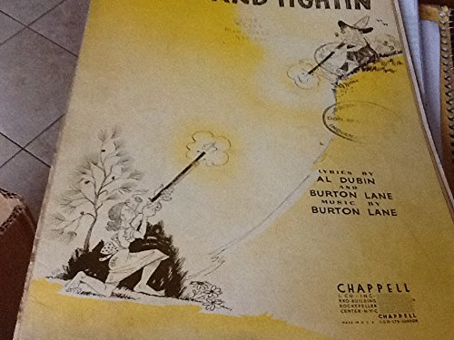 Feudin' And Fightin' (Vintage Sheet Music) Laffing Room Only