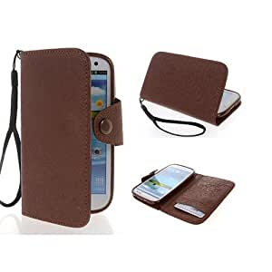 Galaxy S3 cases, samung i747 case, samsung L710 case, T999 cases, i535 Cases, Galaxy s3 leather case, samsung s3 cases, samsung galaxy s3 leather case,samsung s3 wallet case, Galaxy s3 leather case, samsung s3 cases, samsung galaxy s3 leather case,samsung s3 wallet case,Gotida S30530A007 Samsung Galaxy S3 Deluxe Book Style Folio Wallet Leather Case with Money Pocket & Removable Strap For Samsung Galaxy S3 i9300, I747, L710, T999,i535 - AT&T, T Mobile, Sprint, Verizon