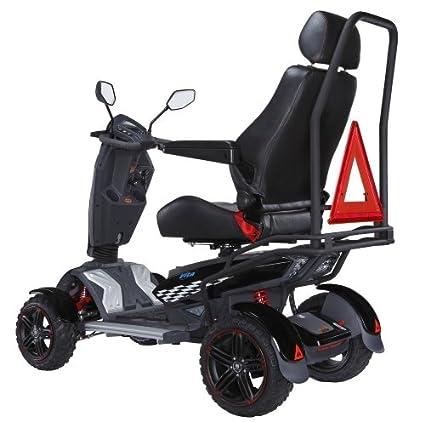 Amazon.com: Mobility Scooter VITA MONSTER 900 Watt 4 Wheeled ...
