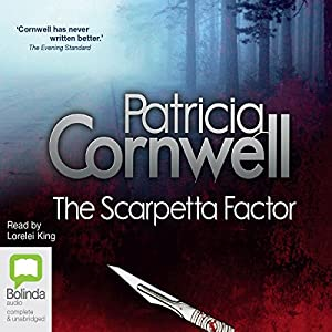 The Scarpetta Factor Audiobook