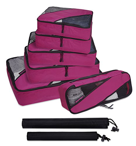 Zoppen Packing Cubes Large Medium