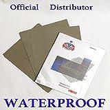 Pack of 6 High Precision Polishing Sanding Wet/dry Abrasive Sandpaper Sheets -Grit 3000 5000 7000 Germany