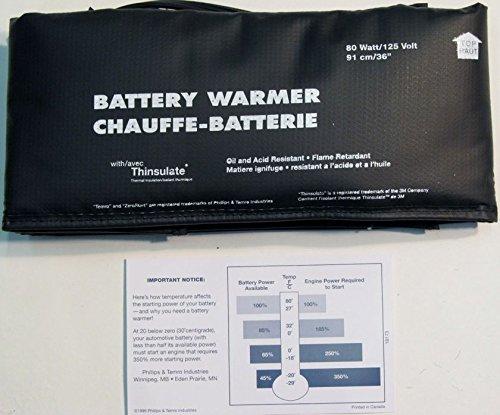 GM # 10952544 Battery Heater Blanket (80 Watt) General Motors