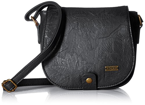 Roxy Bay Lodge Cross-Body Bag, Anthracite (Roxy Handbag)