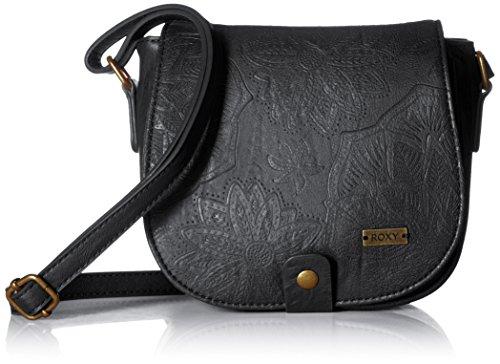 Roxy Bay Lodge Cross-Body Bag, Anthracite (Handbag Roxy)