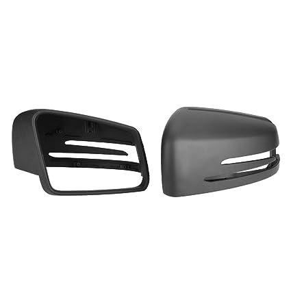 AjaxStore - 1 Pair Door Wing Rear Mirror Cover Cap For ...