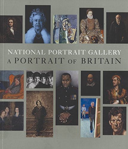 E.B.O.O.K National Portrait Gallery: A Portrait of Britain<br />P.D.F