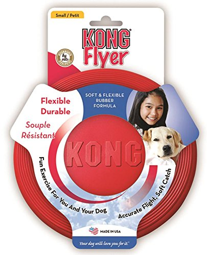 Nobby 79643 Kong Flyer, Small, 18 cm