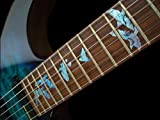 Fretboard Markers Inlay Sticker Decals for Guitar