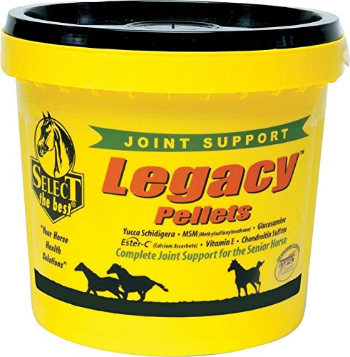 DPD Legacy PELLETS Joint Support for Senior Horses - 20 Pound
