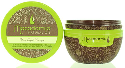 Macadamia Oil Deep Repair Mask, 8.0 ounce