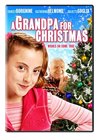 Christmas Homecoming Cast.Amazon Com A Grandpa For Christmas Ernest Borgnine