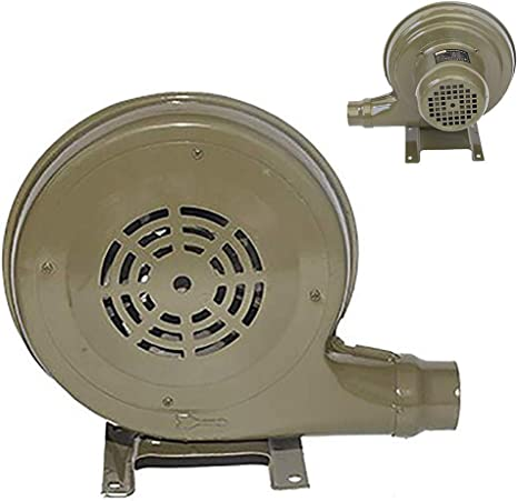 Ventilador eléctrico centrífugo, ventilador portátil para el hogar ...