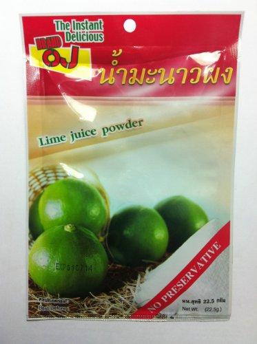 Lime Juice Powder 4Pack (0.79oz.)