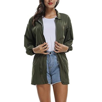 Mujer y Niña abrigo otoño fashion fiesta,Sonnena ❤ Abrigo impreso casual para mujer